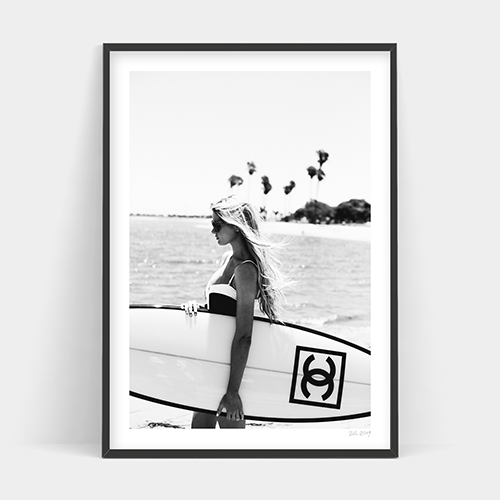 Surfer Chic by Simply Creative